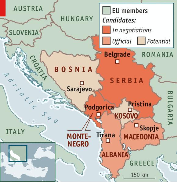 Ballkani Perendimor