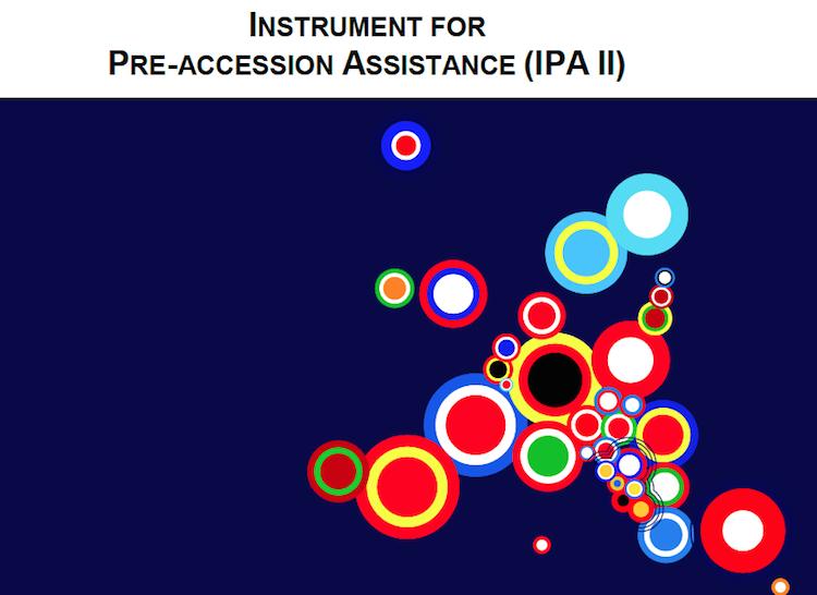 Instrumenti IPA II