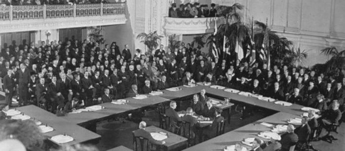 Konferenca e Paqes në Versajë